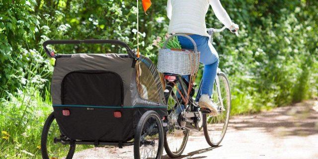 Cargo bike per bambini, divertimento e praticità in vacanza e in città