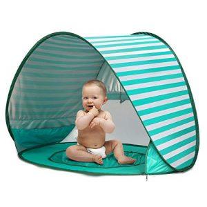 Tenda Spiaggia Bambini, Ceekii - Pop Up