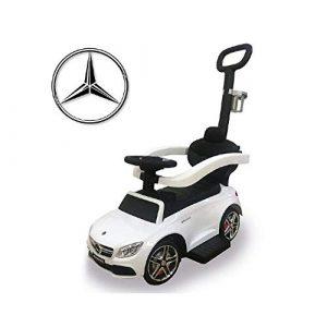 Biemme - Mercedes Push Car -  Macchina a Spinta per Bambini Macchina