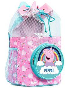 Peppa Pig - Borsa Mare per Bambina