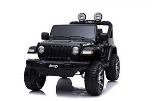 Babycar Jeep ® Wrangler Rubicon 2 Posti per Bambini