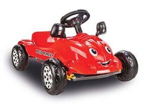 JAMARA- Auto Ped Race-Azionamento a Pedali per Bambini