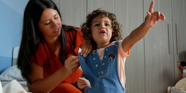 """""""I figli spiccano il volo verso il futuro"""": il nido sostenibile di Federica"""