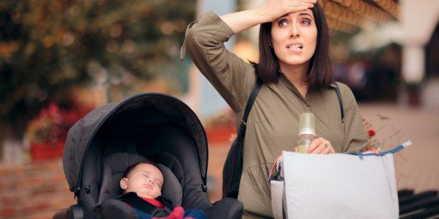 Il Mommy Brain è reale e momentaneo. I consigli per affrontarlo