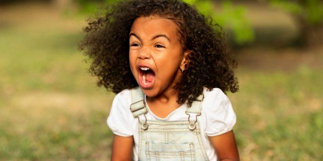 Disregolazione emotiva nei bambini, quando le emozioni sono eccessive