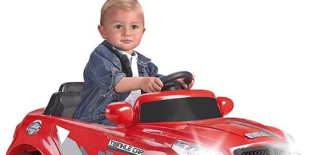 Macchinine per bambini, ecco perché sono un aiuto per lo sviluppo motorio