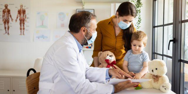 Idrocele nei bambini, un disturbo congenito che può risolversi spontaneamente