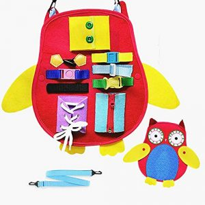 Felly Toys Giochi Bambini 1- 5 Anni - Pannello sensoriale