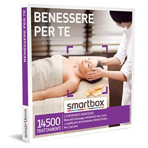 Smartbox - Benessere per Te - Cofanetto Regalo per Lei