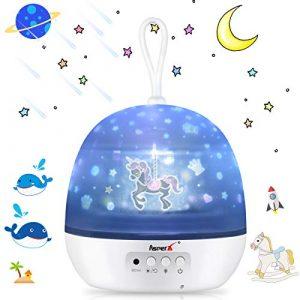 Proiettore per Bambini, AsperX 4 in 1
