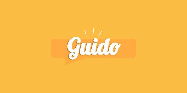 Guido, significato e origine del nome