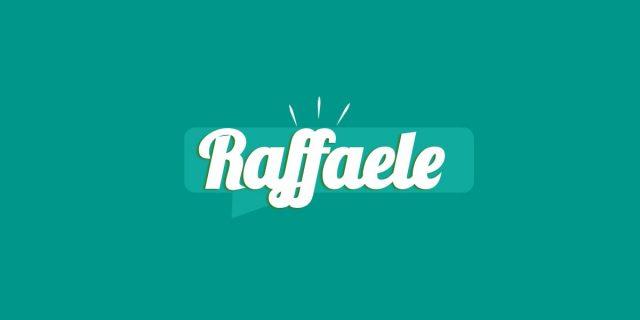 Raffaele, significato e origine del nome