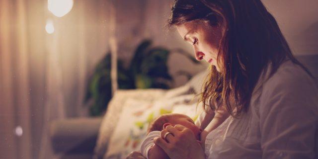 La privazione del sonno post parto può invecchiare i genitori di 7 anni, lo studio