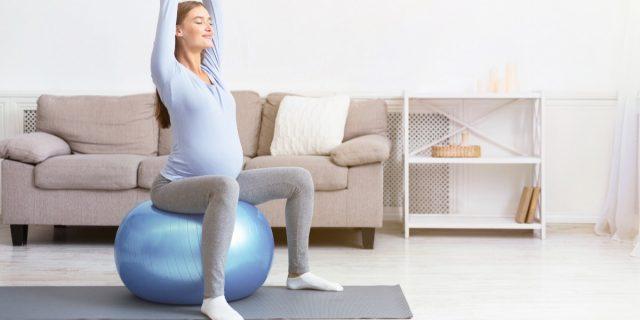 L'attività fisica in gravidanza migliora la funzione polmonare nei bambini, lo studio