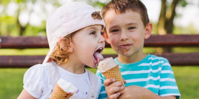 Le bambine sono più brave a distinguere il sapore degli alimenti, lo studio