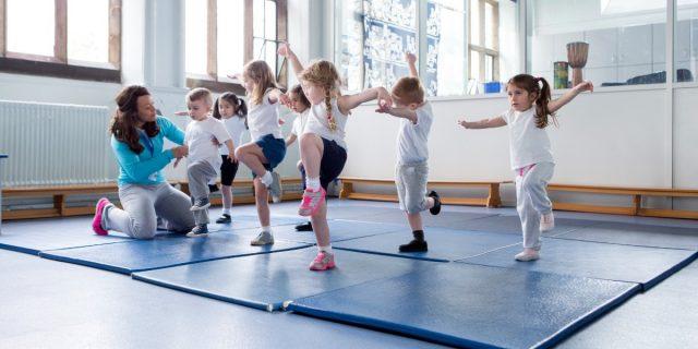 Bambini e sport, un toccasana per l'autostima e non solo