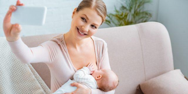 5 modi per supportare l'allattamento al seno tutto l'anno