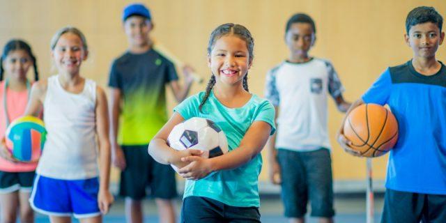 Sport e bambini in epoca Covid: i consigli anticontagio