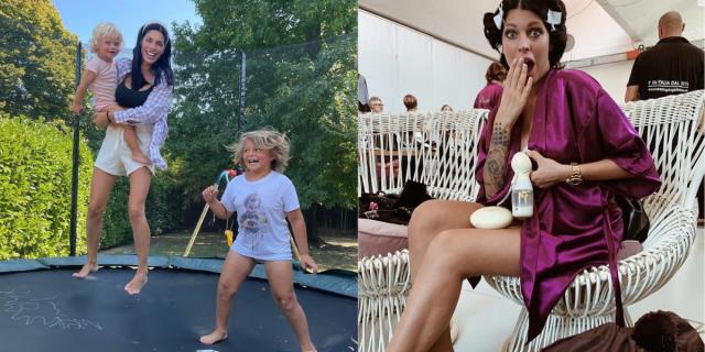 """""""La maternità non è una gara"""". Il racconto senza filtri di Alice Basso su Instagram"""