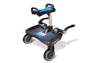 Lascal BuggyBoard Maxi+, Pedana passeggino universale con sellino incluso