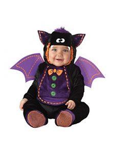 Bambino pipistrello -Costume bambini- da 6 a 12 mesi