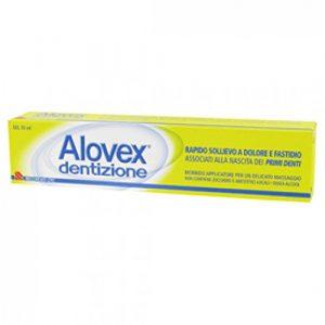 Alovex Dentizione Gel - 10 ml