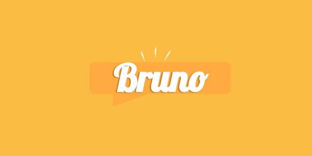 Bruno, significato e origine del nome