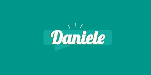Daniele, significato e origine del nome