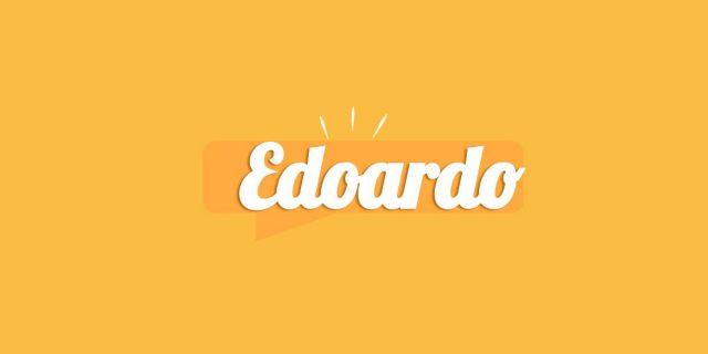 Edoardo, significato e origine del nome