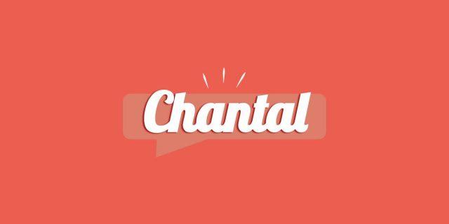 Chantal, significato e origine del nome