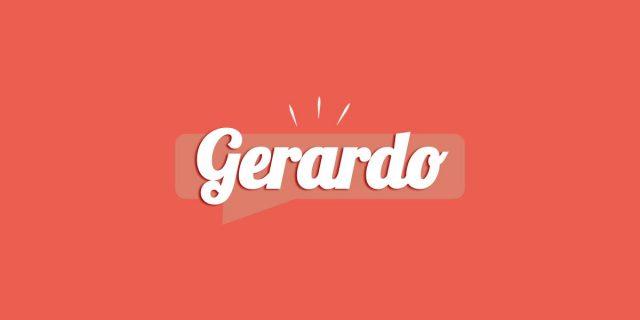 Gerardo, significato e origine del nome