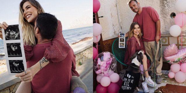 """Nina Rima, la modella bionica, è incinta: """"Ho sempre sognato di diventare mamma"""""""