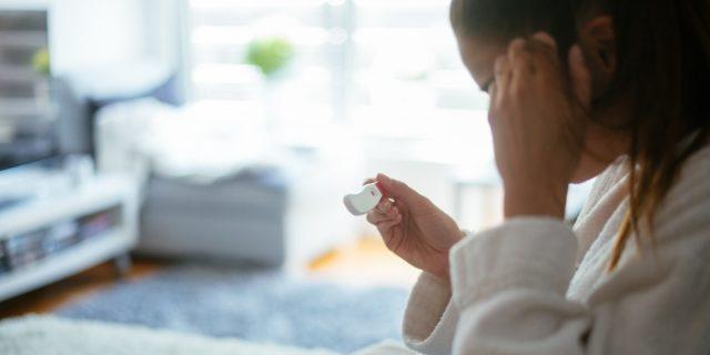 Le donne con endometriosi non diagnosticata hanno problemi a concepire senza IVF