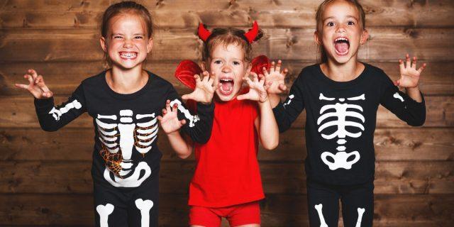 Costumi di Halloween per bambini: 7 idee da brividi!