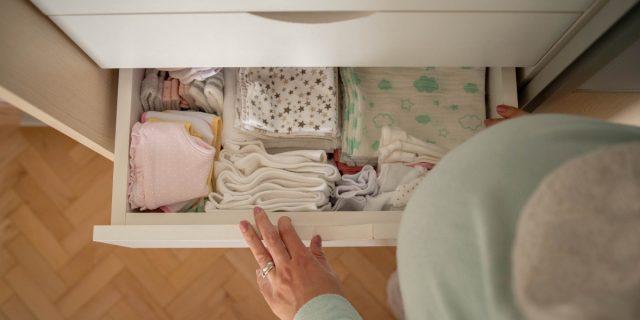 Sindrome del nido in gravidanza, ovvero l'istinto di pulire e riordinare casa