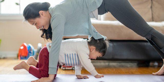 Stress nei bambini: consigli e attività rilassanti da fare a casa