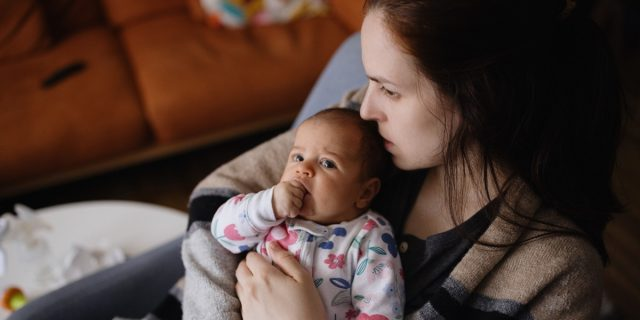 Stress e ansia da Pandemia possono ostacolare il legame madre-bambino