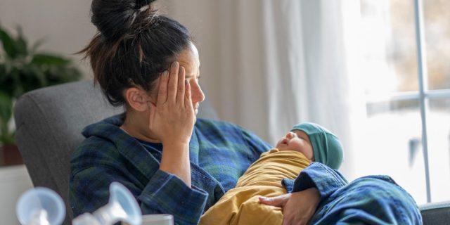 Amore materno, e se non fosse a prima vista?