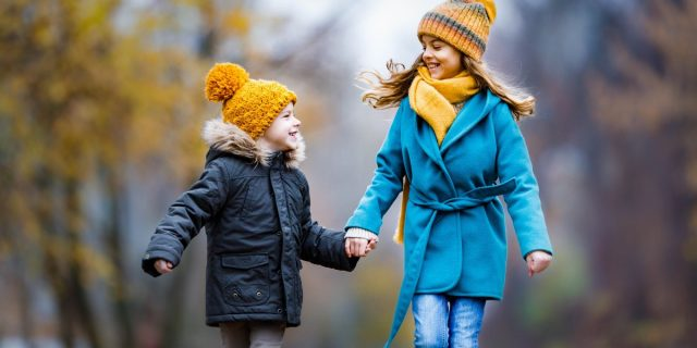 Abbigliamento bambini autunno/inverno 2021, i capi indispensabili