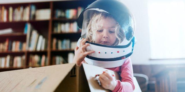 I suggerimenti della scienza per coltivare la creatività dei bambini
