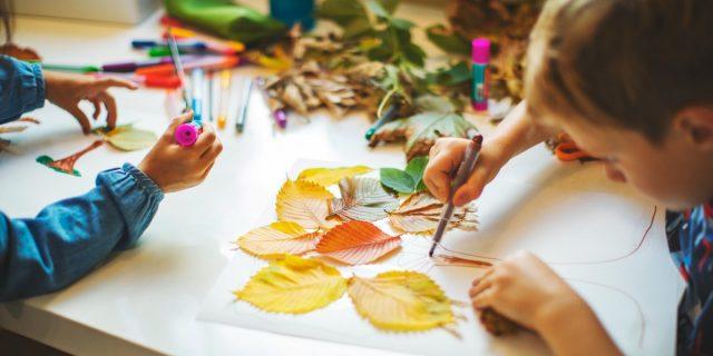 Attività creative per bambini da 0 a 6 anni, belle e stimolanti (suddivise per età)