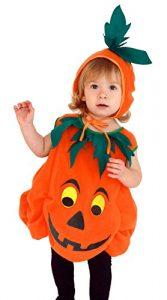 EOZY-Costume di Halloween da Zucca con cappello per Bambini