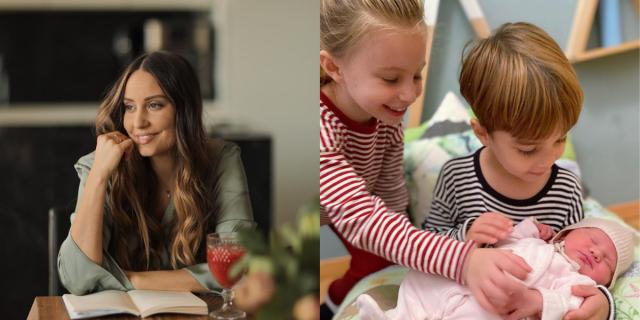 Julia Elle racconta su Instagram il primo incontro di Chiara con i fratelli maggiori